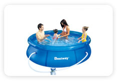 Bestway pool 244 x 66cm south africa